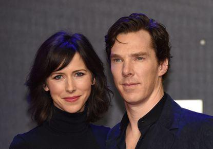 'Doctor Strange': first look at Benedict Cumberbatch as Marvel superhero