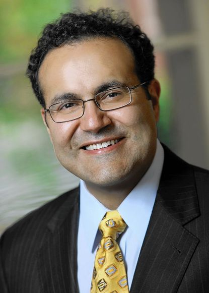 Dr. Alfredo Quinones-Hinojosa, Johns Hopkins neurosurgeon.