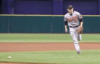 Orioles notes: Reynolds commits two more errors at third base