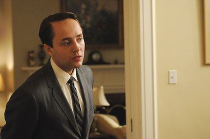Desperate times call for a desperate Pete Campbell (Vincent Kartheiser).