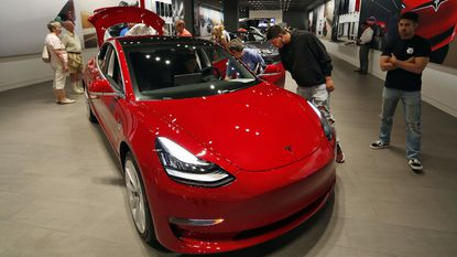 A key Tesla supplier cuts growth plans, raising red flags over demand for the Model 3