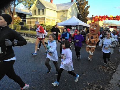 This year's Turkey Trot, which benefits Laurel Advocacy and Referral Services, starts at McCullough FIeld at 8 a.m. on Thursday, Nov. 24.