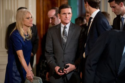 Justice Dept. warned that Flynn could be vulnerable to Russian blackmail