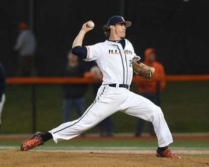 The Orioles drafted Illinois pitcher Cody Sedlock in the first round of the 2016 draft.