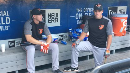 With rookie catchers Sisco, Wynns, Orioles start slow move toward future in spiraling season