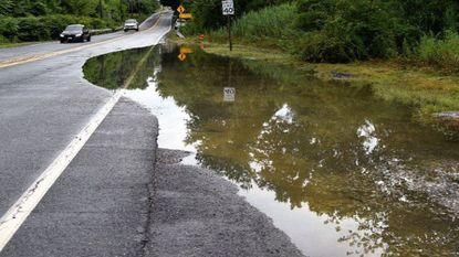 After drenched weekend, Carroll to see more rain with flooding possible