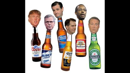 City Paper's drinking game for tonight's Republican primary presidential debate