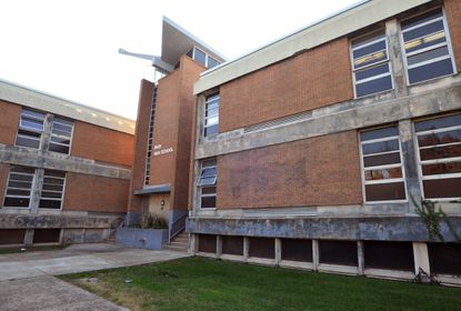 Heritage High School, located in the Lake Clifton building, is one of the schools recommended for closure in June.