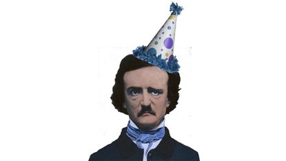 Saturday: Poe's 207th Birthday Party