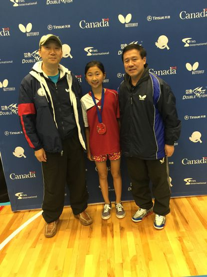 Digest: Tiffany Ke of Gaithersburg wins bronze at North American Table Tennis Hopes Trials