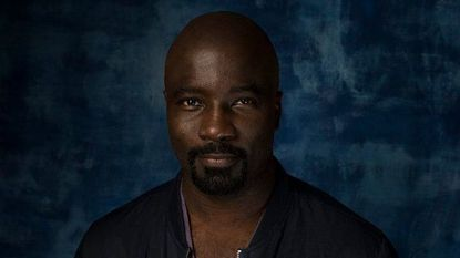 Mike Colter, who plays Marvel's Luke Cage in the Netflix series, will be at the Baltimore Comic-Con Sept. 29-30.