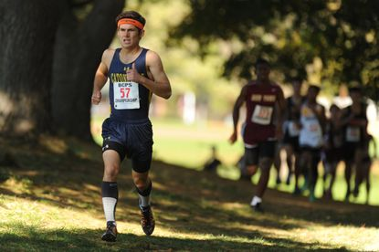 Catonsville senior Gabe Noble was the top Comet runner at the Baltimore County cross country championships. He will lead the Comets on the same Dulaney High course on Thursday, Oct. 30.