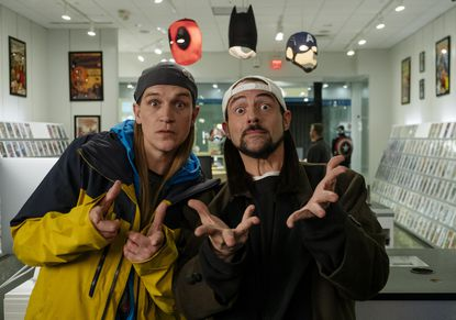 """Jason Mewes and Kevin Smith in """"Jay and Silent Bob Reboot."""""""