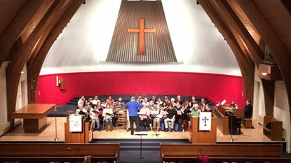 Towson High, Handel choirs hosts benefit concert to fight food insecurity