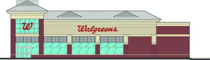 The Laurel Planning Commission approved the architectural plan for a new Walgreens that is proposed for the Route 1 corridor in September.