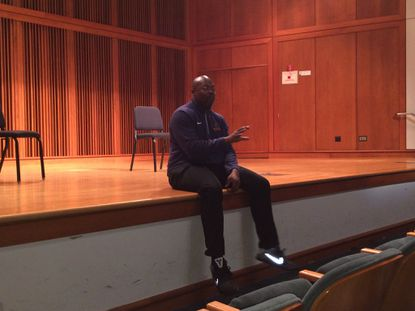 'Luke Cage' showrunner Cheo Hodari Coker discusses the 'inclusive blackness' of the show with Morgan students, and more