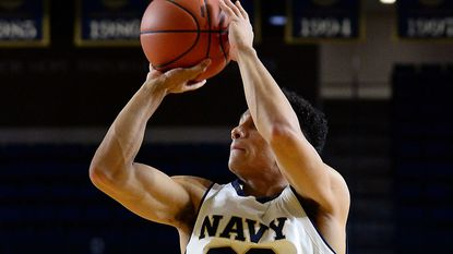 College roundup: Navy men fall to American, 71-63