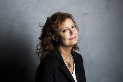 Susan Sarandon photographed in the L.A. Times photo studio at the Toronto International Film Festival on Sept. 15, 2015.