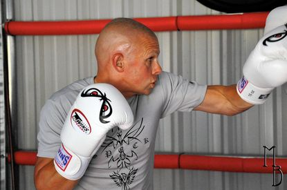 Francis Scott Key athletic director Stephen Speck is on tonight's Shogun Fights XIII MMA card in Baltimore.