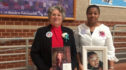 Maryland families remember crime victims at annual memorial service