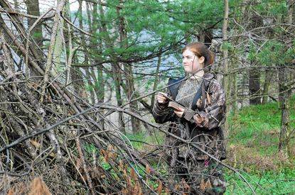 Junior turkey hunting season dates are April 11-12 this year.