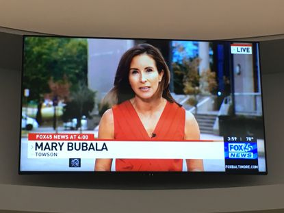 Former WJZ anchor Mary Bubala, who was fired in May after asking a question on air that some deemed offensive, named co-anchor of evening newscasts at WBFF.