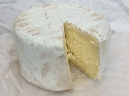 Eating Cheese With a Fork: Enjoying the buttery Mt. Tam triple cream