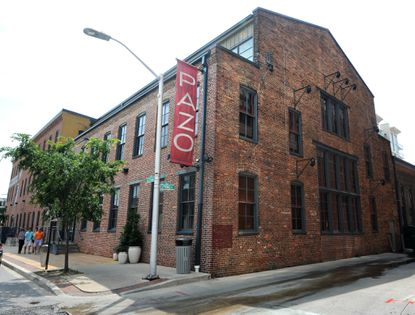 Pazo restaurant in Harbor East, where Claudia Parodi had worked as a waitress.