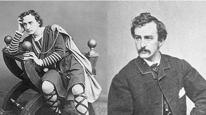 "Actor brothers Edwin, left, and John Wilkes Booth are the subject of ""Final Performance or The Curtain Falls,"" a one-act play to be presented Friday at 7 p.m. at the Bel Air Armory by the Historical Society of Harford County."