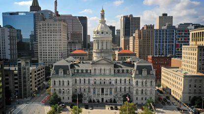 Baltimore's budget for ethics enforcement: $0
