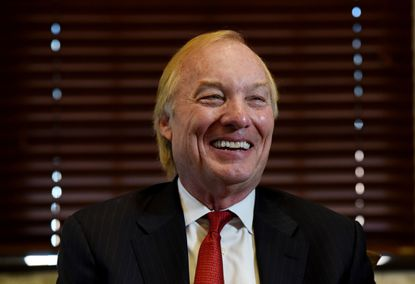 Maryland Comptroller Peter Franchot says he is running for governor.