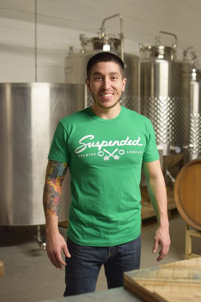 Suspended Brewing Company finds home in Pigtown, puts focus on values over profit