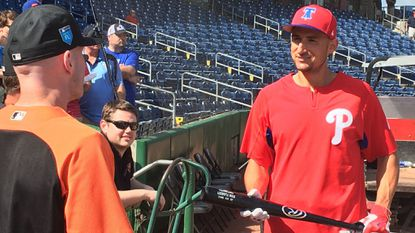 With no deal from Orioles, utility man Ryan Flaherty starting over with Phillies