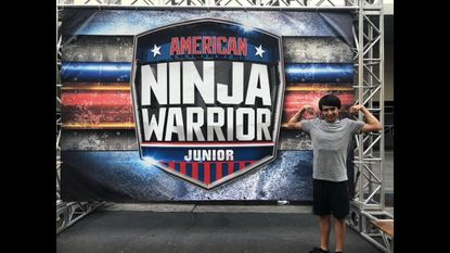 Carson Brown will compete on American Ninja Warrior Junior, which airs Saturdays at 7 p.m. beginning this weekend.