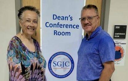 Jacqueline Jones will succeed retiring Dean DeWayne Wickham at the School of Global Journalism & Communication at Morgan State University on Aug. 1. (Courtesy of Morgan State University)