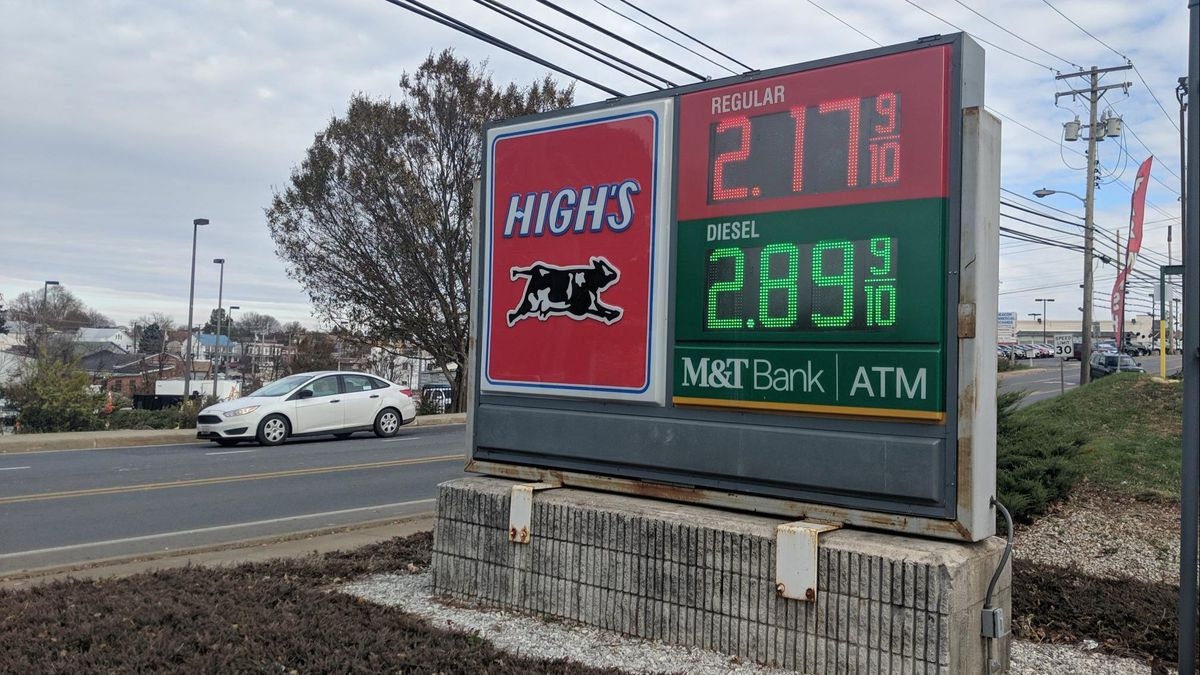 Low Gas Prices >> Carroll County Residents Are Thankful For Low Gas Prices On