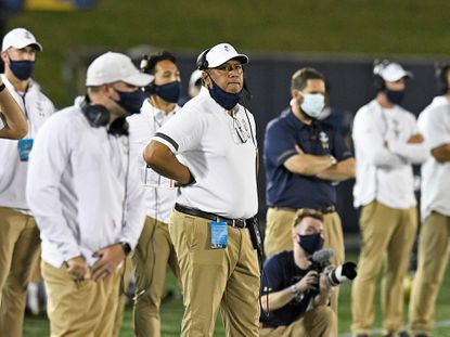 Coming off a rare losing season, Navy football was picked to finish in a tie for eighth place in the American Athletic Conference in the media preseason poll.