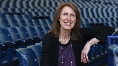 3 things you didn't know about about Jean Parker, general manager of Merriweather Post Pavilion