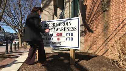 Harford County is moving forward with its lawsuit against opioid manufacturers and distributors, a county government spokesperson said this week. At least 81 people died from opioid-related overdoses in 2018, according to the Sheriff's Office.