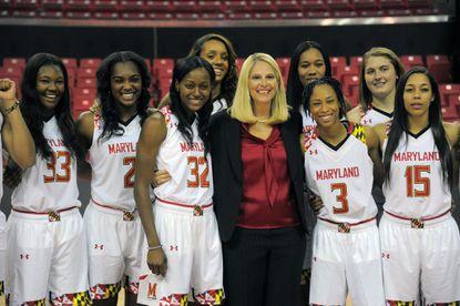 Maryland ranked ninth, UConn No. 1 in AP's preseason women's basketball poll