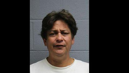 Paul Angelo Kouvaris Sr. - Original Credit: Carroll County Detention Center