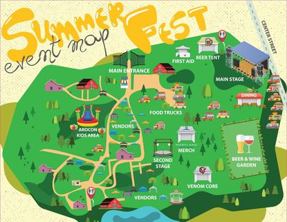 Maryland SummerFest takes place Saturday, Aug. 24. - Original Credit: Hampstead Marketing and Design