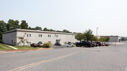 This warehouse at 8441 Dorsey Run Road in Jessup has been sold for $11.5 million.