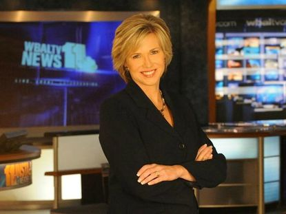 Anchorwoman Marianne Banister is leaving WBAL-TV after 15 years.