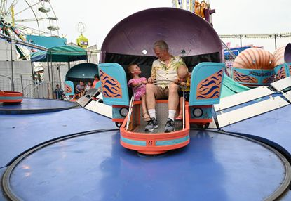 The Reese Carnival was named best carnival in the 2019 Carroll's Best contest.