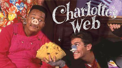 TheaterWorksUSA's production of Charlotte's Web will be performed Friday, April 12, at 7 PM in the Amoss Center in Bel Air.