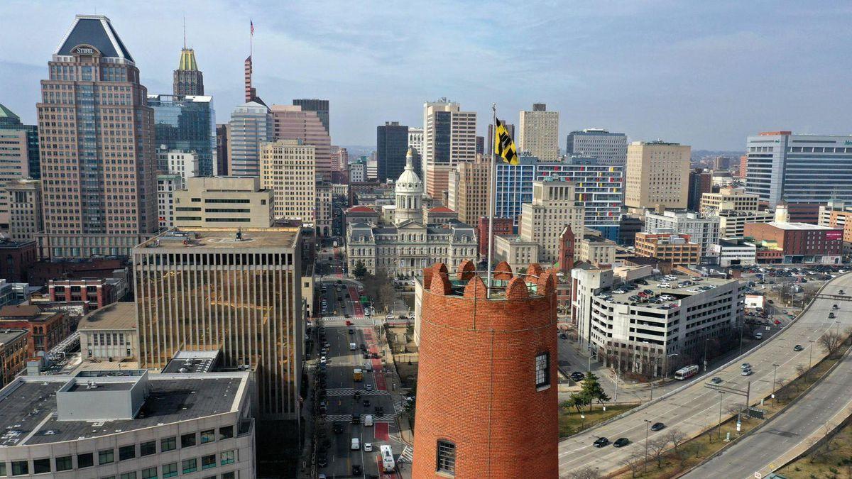 Baltimore files antitrust suit against 10 major banks, alleging