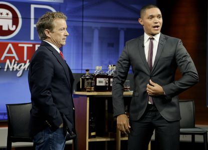 'The Daily Show's' bumpy transition from Jon Stewart to Trevor Noah