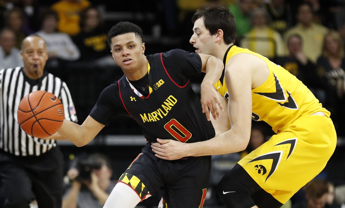 Maryland's Anthony Cowan Jr. named to watch list for Bob Cousy Award; Maryland Million week kicks off