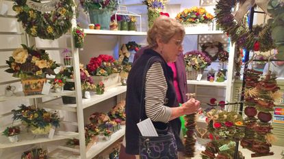 Shoppers can find unique gifts at Mistletoe Mart